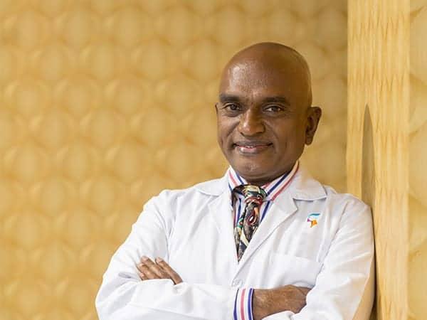 Dr. GVS Rao