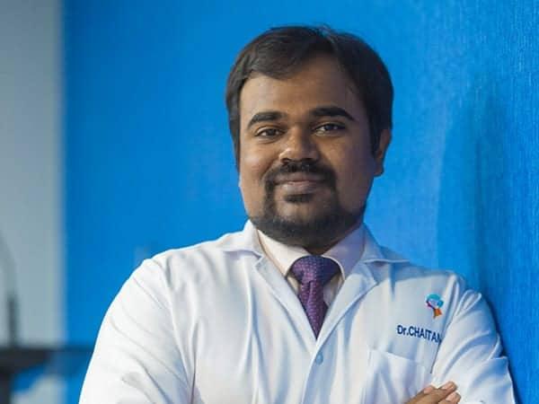 Dr. GVS Chaitanya Rao