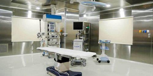 operation theatres